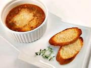 Parížska cibuľová polievka - recept na cibuľovú polievku