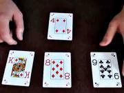 Kandidáti - skvelý kartový trik