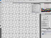 Puzzle v Photoshope (1/2) - ako vytvoriť puzzle