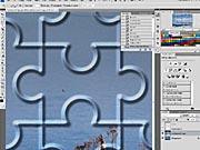 Puzzle vo Photoshope (2/2) - ako vytvoriť puzzle