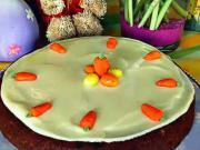 Mrkvový koláč - recept na mrkvovú tortu