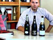 Degustácia vína - šumivé vína