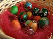 Veľkonočné vajíčka - dekorovanie