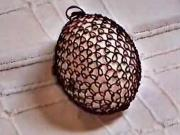 Drôtované velikonoční vajíčko - drátování
