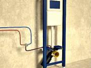 Montáž WC+BIDET 2v1