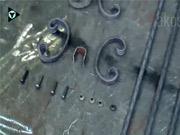 Výroba brány, plotu - navařování ozdob a sponkování