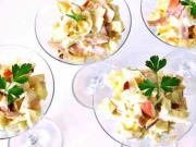 Zelerovy šalát - recept na zelerový šalát