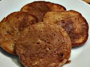Kakaove placky - recept na kakaove placky s vlákninou