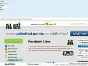 Facebook likes - lajky zdarma