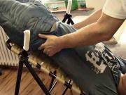 Inverzná lavica - terapia