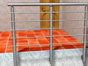 Ako vyrobiť lacné a krásne zábradlie na schody