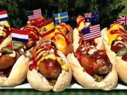 Hot dog - recept na americké hot dogy