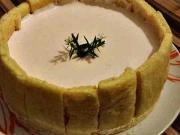 Jahodová torta - recept na jahodovú piškotovú tortu s vlákninou