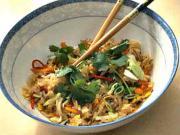 Smažená ryža - recept na smaženú ryžu