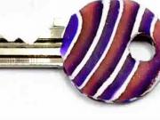 Farebné krytky na kľúče