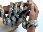 Pletenie rukami