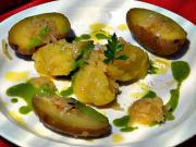 Zemiaky pečené v soli  - recept na zemiaky pečené v soľnom obale