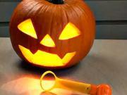 Nôž na vyrezávanie tekvice - Halloween