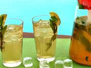 Domáci ľadový čaj - recept na osviežujuci letný nápoj