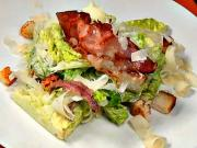 Caesar šalát - recept na Caesar šalát