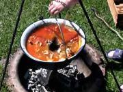 Kotlíkový guláš  - recept na kotlikovy guláš