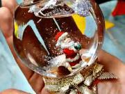 Snežítko - snehová guľa