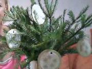 Vianočné vintage ozdoby 3