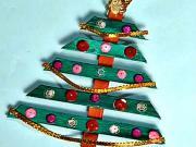 Mini vianočný stromček