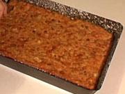 Velkonočna plnka - recept na  veľkonočnú vechcovskú plnku - mäsový koláč