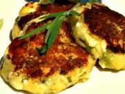 Zemiakové fašírky - recept na zemiakové fašírky