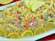 Zemiakový šalát - recept na zemiakový šalát