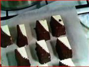 Oriešková griláž - recept na grilážové rezy - grilážky