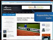WordPress: Ako optimalizovať veľkosť bannerov pri responzibilnom designe.