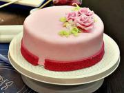 Zdobenie torty 3 / 3 - ako vyzdobiť tortu
