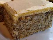 Orechový zákusok - recept na orechové rezy