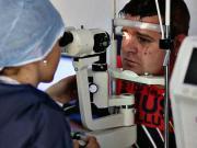 Priebeh laserovej operácie oči metódou Z-Lasik