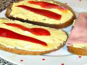 Vajíčková pomazánka - recept na vajíčkovú nátierku