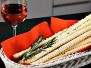 Chlebové tyčinky - recept na chlebové tyčinky s rozmarínom