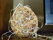 Jak vyrobit dekorativní vejce z balónu