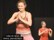 Jóga pre začiatočníkov (s inštrukciami v znakovom jazyku)