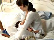 Kojení miminka - polohy při kojení