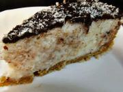 Kokosová torta - recept na kokosové rezy