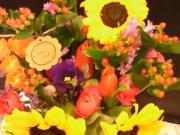 Kytica kvetov vo váze - postup