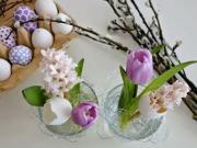 Jarna dekorácia - dekorácia na Veľkú noc