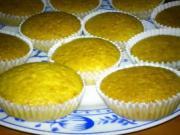 Vanilkovo citronové muffiny - recept