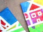 Maľovanie na plátno - maľovanie pre deti na plátno