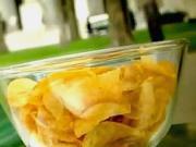 Čipsy - Ako sa vyrábajú zemiakové čipsy - chips
