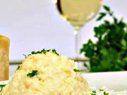 Rizoto s parmezánom - recept na risotto Parmigiano