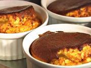 Sýrové suflé - Příprava sýrového suflé - recept jak se dělá sýrové suflé