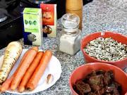 Raw zeleninová polievka - recept na jednoduchú raw polievku zo zeleniny
